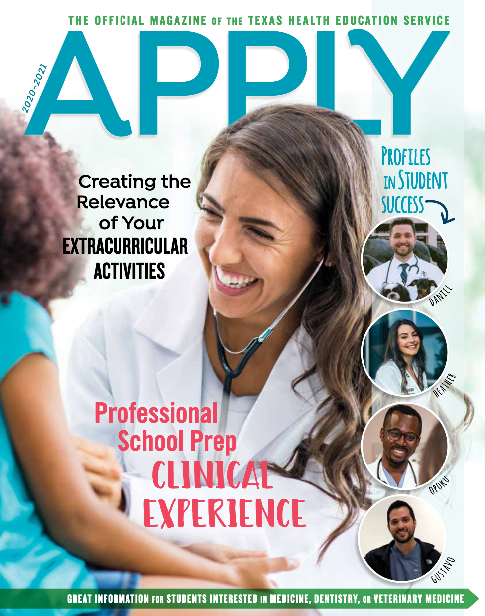 Apply Magazine Cover